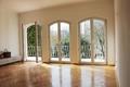 Wohnbereich mit Balkonanschluß
