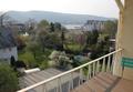 Weitblick vom Süd-West-Balkon